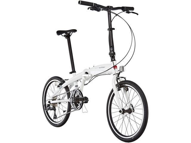Ortler London Race Foldecykel hvid   Folding